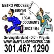 Contact Maryland Process Server
